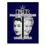 Diamond Jubilee Post Card
