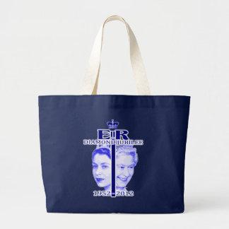 Diamond Jubilee Jumbo Tote Bag
