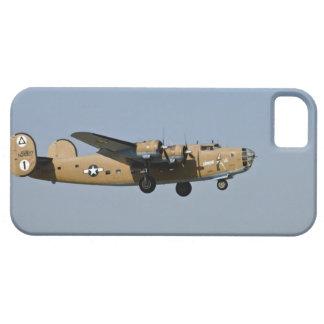 Diamond Lil B-24 Bomber, landing at Oshkosh, iPhone 5 Cases