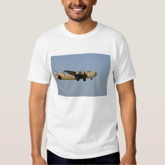 Diamond Lil B-24 Bomber, landing at Oshkosh, T-shirt