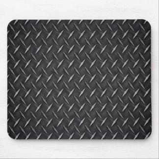 Diamond Metal Plate Mouse Pad