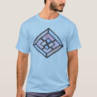 Diamond Motif T-shirt
