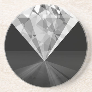 Diamond On Back Coaster
