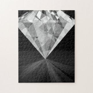Diamond On Back Jigsaw Puzzle