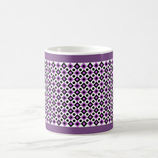 Diamond Pattern #110 Coffee Mug