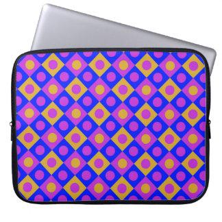 Diamond Pattern #118 Laptop Sleeve