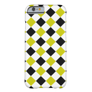 Diamond Pattern #1 Barely There iPhone 6 Case