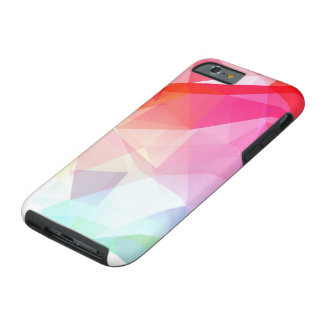 Diamond pattern 1 tough iPhone 6 case