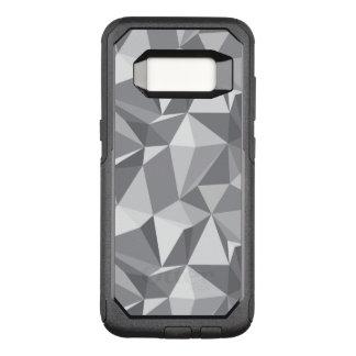 Diamond Pattern - Abstract Polygon OtterBox Commuter Samsung Galaxy S8 Case