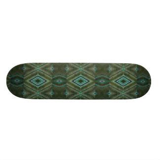 Diamond Pattern Skate Board Deck
