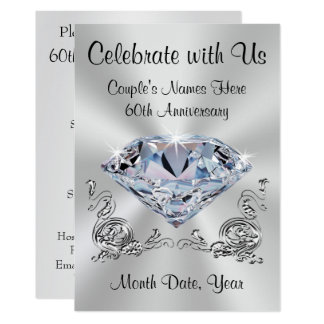 Ideas For 60th Wedding Anniversary Gifts For Parents : Parents 60th Wedding Anniversary Gifts and Gift Ideas