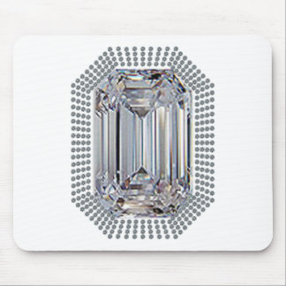 Diamond Pin Mouse Pad