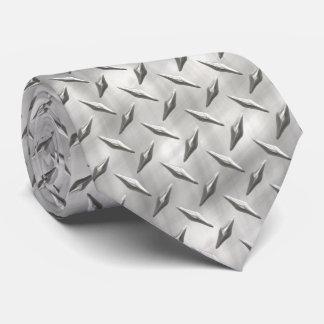 Diamond Plate 1 Tie