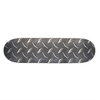 Diamond Plate 3 Skateboard