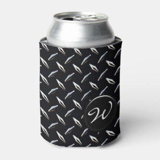 Diamond Plate 3A Can Cooler