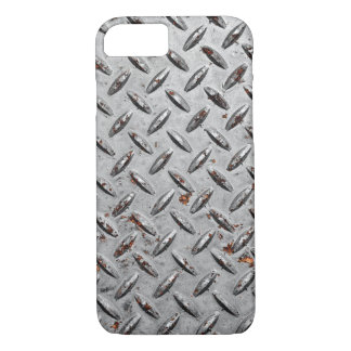 Diamond Plate Background iPhone 7 Case