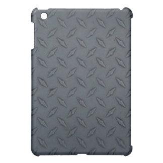 Diamond plate ipad Case
