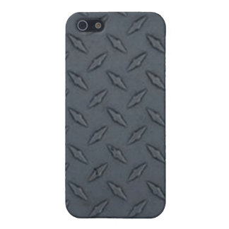 Diamond plate iphone Case Case For iPhone 5/5S