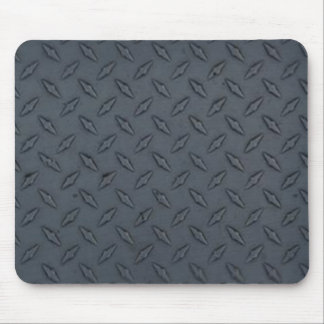 Diamond plate Mousepad