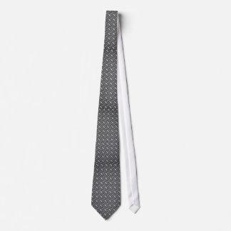 Diamond Plate Steel Tie