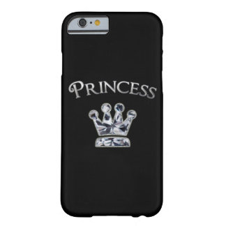 Diamond Princess Barely There iPhone 6 Case