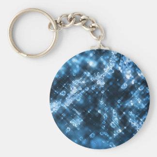 Diamond Rain Key Chain