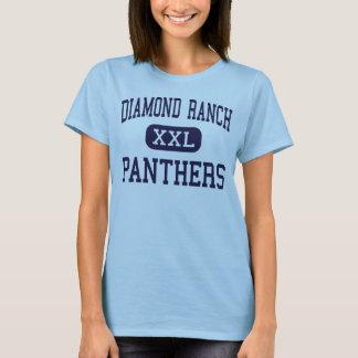 Diamond Ranch - Panthers - High - Pomona T-Shirt