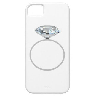 Diamond Ring #2 - Wedding Party iPhone 5 Cover
