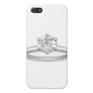 Diamond Ring Bling Clipart Graphic iPhone 5 Covers