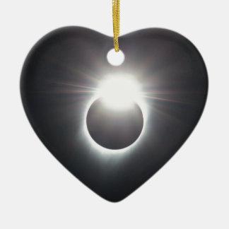 Diamond Ring Ceramic Ornament