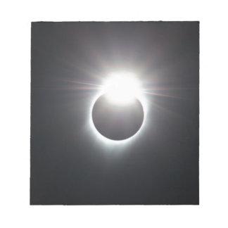Diamond Ring Notepad