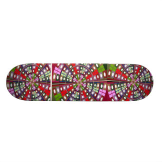 Diamond Rolls Jewel Design Skate Board