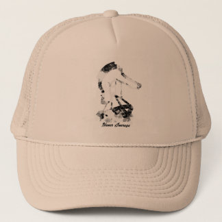 Diamond Rose Hat