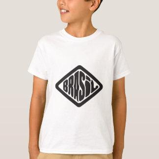 diamond shape Brasil retro logo T-Shirt