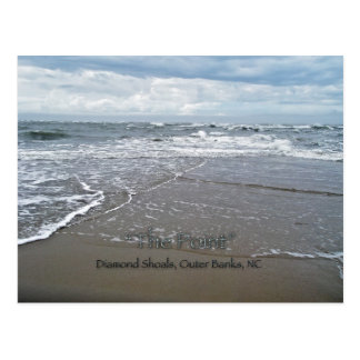 "Diamond Shoals ""The Point"" OBX North Carolina Postcard"