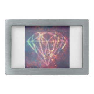 Diamond Sky Galaxy Belt Buckle