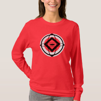 Diamond, Spheres, Circle T-Shirt