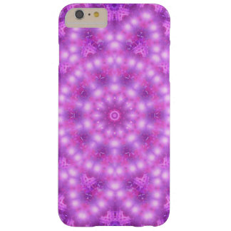 Diamond Star Flower Mandala Barely There iPhone 6 Plus Case