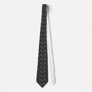 Diamond Steel Plate #1 Tie