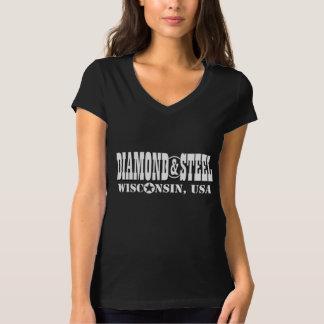 Diamond & Steel - Wisconsin proud! T-Shirt