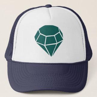 Diamond Trucker Hat