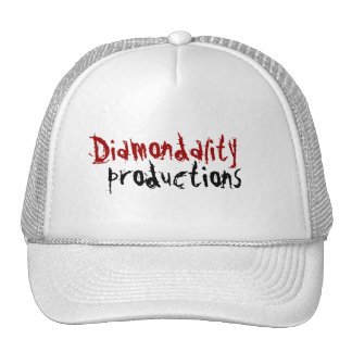 Diamondality  productions trucker hat