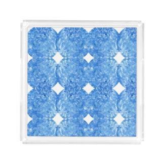 Diamondback Blues Acrylic Tray