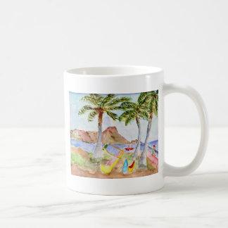 Diamondhead Daze Basic White Mug