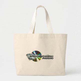 Diamondisc Audio Canvas Bags