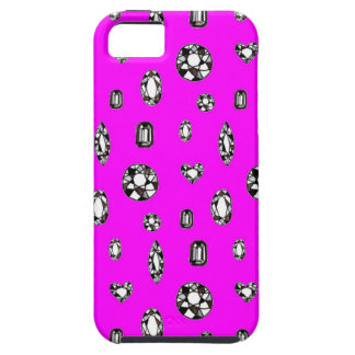 Diamonds are a Girls Best Friend iPhone 5 Cover