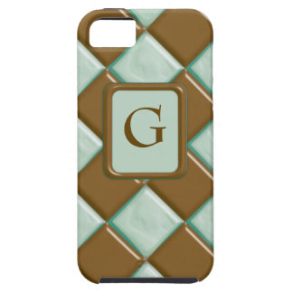 Diamonds - Chocolate Mint Case For The iPhone 5