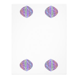 Diamonds  : Holy Purple Artist created Graphics 21.5 Cm X 28 Cm Flyer