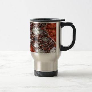 Diamonds in the Rough Fractal 3 Travel Mug