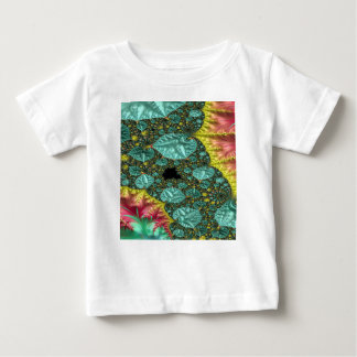 Diamonds in the Rough Fractal Baby T-Shirt